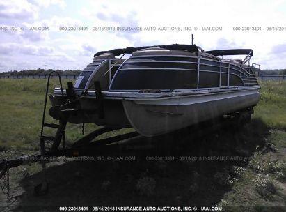 Salvage 2012 BENNINGTON OTHER for sale