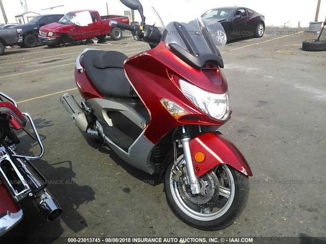 KYMCO USA INC XCITING