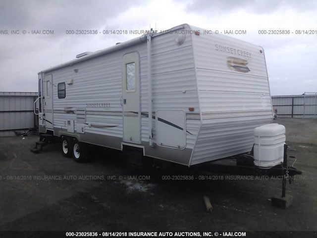 click here to view 2006 SUNNYBROOK 267RL at IBIDSAFELY