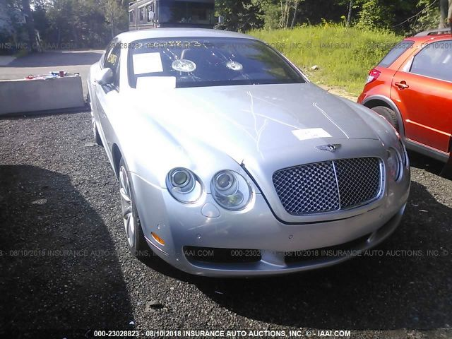 2004 BENTLEY CONTINENTAL - Small image. Stock# 23028823