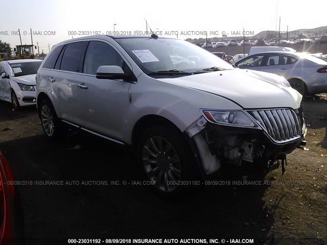 2013 LINCOLN MKX - Small image. Stock# 23031192