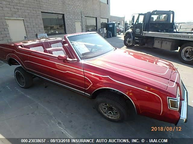1982 BUICK LIMITED