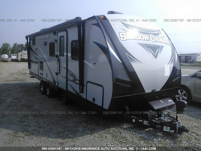 click here to view 2018 CRUISER 240 BHS SHADOW CRUISER at IBIDSAFELY