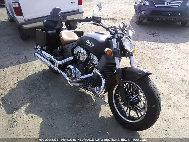 click here to view 2017 INDIAN MOTORCYCLE CO. SCOUT at IBIDSAFELY