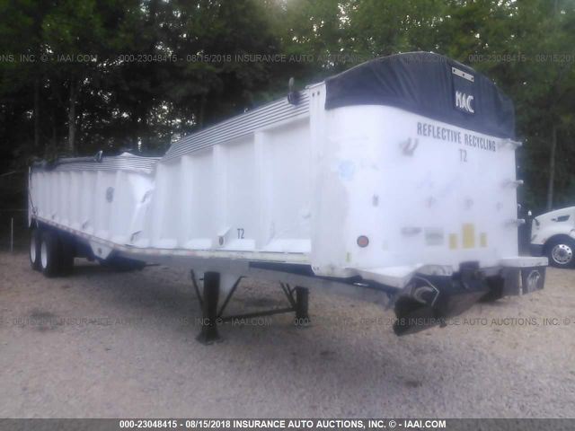 click here to view 2000 MAC TRAILER MFG END DUMP at IBIDSAFELY