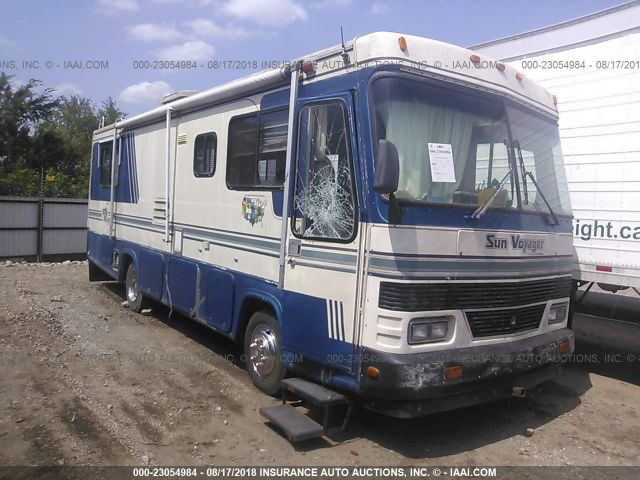 click here to view 1993 SPARTAN MOTORS MOTORHOME at IBIDSAFELY