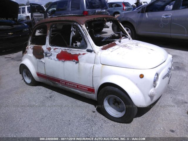 1970 FIAT 500 - Small image. Stock# 23058569
