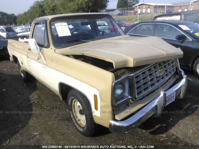 click here to view 1976 CHEVY C10 at IBIDSAFELY