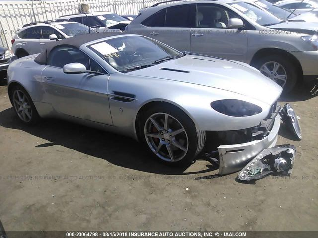 click here to view 2008 ASTON MARTIN V8 at IBIDSAFELY