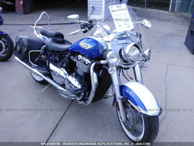 TRIUMPH MOTORCYCLE THUNDERBIRD