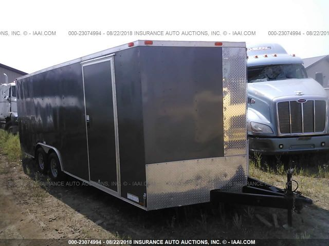 click here to view 2017 DIAMOND 8.5X20 ENCLOSED CARGO at IBIDSAFELY