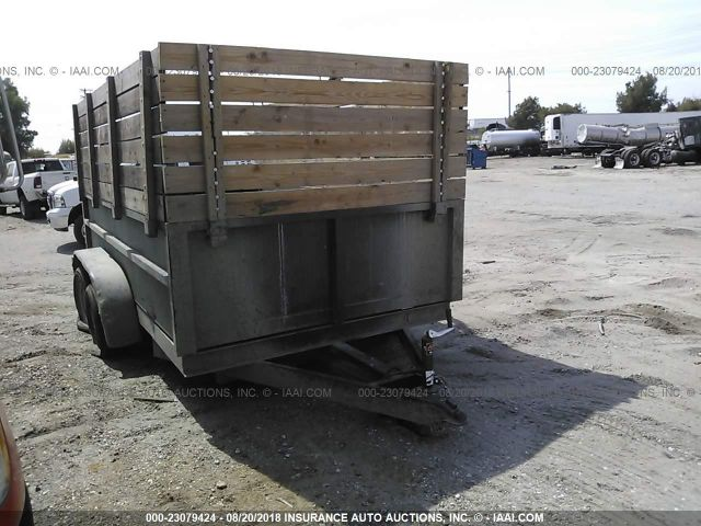 2016 TRAILER UNKNOWN - Small image. Stock# 23079424