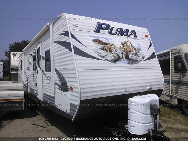 click here to view 2013 FOREST RIVER 31KBH PUMA at IBIDSAFELY