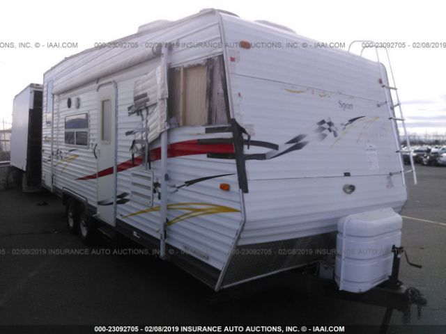 click here to view 2006 FOREST RIVER SIERRA SPORT at IBIDSAFELY