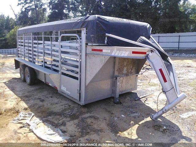 2016 GOOSENECK TRAILERS OTHER - Small image. Stock# 23103277