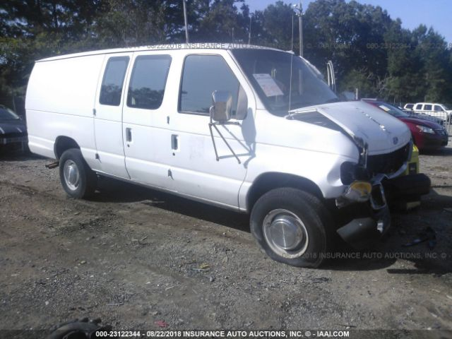 1995 FORD ECONOLINE - Small image. Stock# 23122344