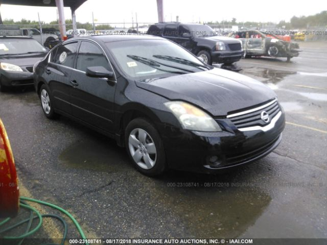 Nissan New Orleans >> Salvage Title 2008 Nissan Altima 2 5l For Sale In New