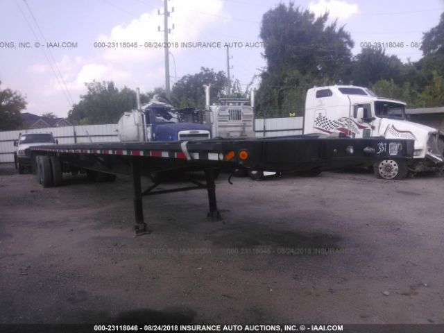 click here to view 1992 FONTAINE TRAILER CO FLATBED at IBIDSAFELY