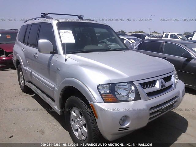 click here to view 2003 MITSUBISHI MONTERO at IBIDSAFELY
