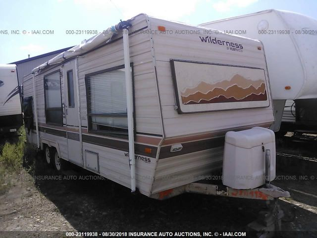 click here to view 1987 FLEETWOOD WILD 8X25 at IBIDSAFELY