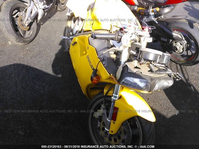 click here to view 1998 DUCATI 748 at IBIDSAFELY
