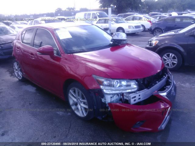 click here to view 2016 LEXUS CT at IBIDSAFELY