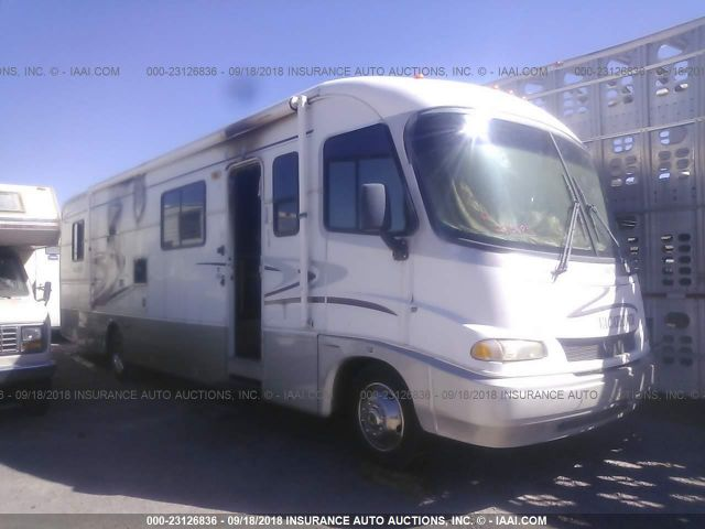 click here to view 1999 HOLIDAY RAMBLER F53 at IBIDSAFELY