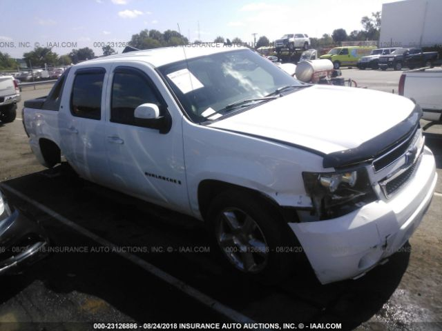 2007 CHEVROLET AVALANCHE - Small image. Stock# 23126886