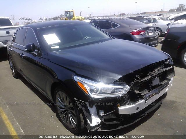 click here to view 2018 GENESIS G90 at IBIDSAFELY