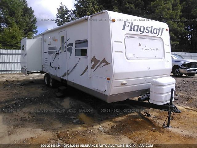 click here to view 2009 FOREST RIVER FLAGSTAFF at IBIDSAFELY