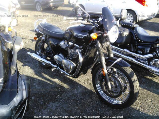 TRIUMPH MOTORCYCLE BONNEVILLE