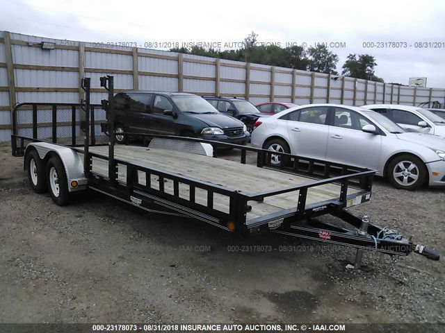 click here to view 2018 PJ 20FT UTILITY TRALER TRAILER at IBIDSAFELY