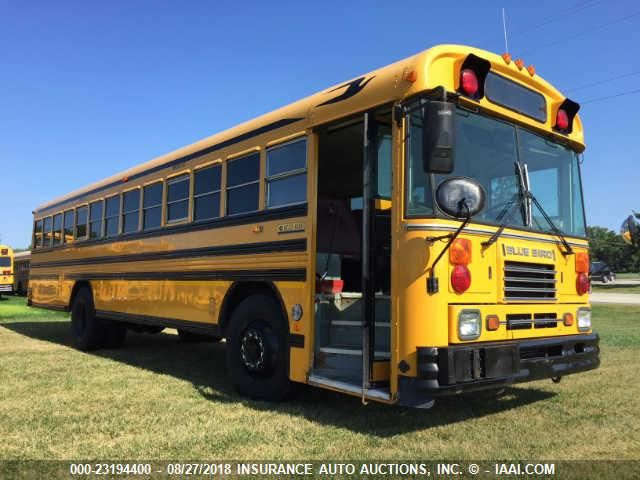 2001 BLUE BIRD SCHOOL BUS / TRANSIT BUS - Small image. Stock# 23194400