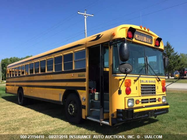 click here to view 2001 BLUE BIRD SCHOOL BUS / TRANSIT BUS at IBIDSAFELY