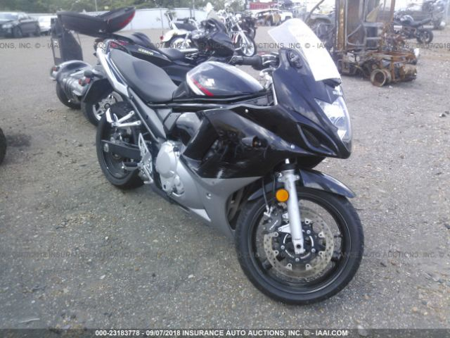 click here to view 2008 SUZUKI GSX650 at IBIDSAFELY