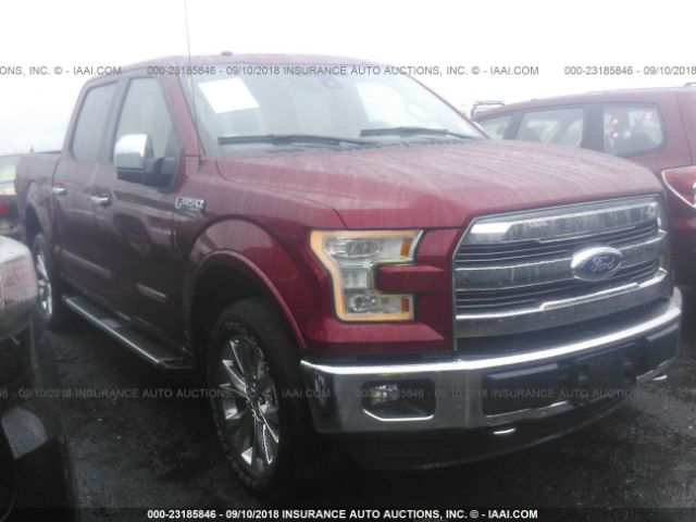 da494dc459 2016 FORD F150 - Small image. Stock  23185846