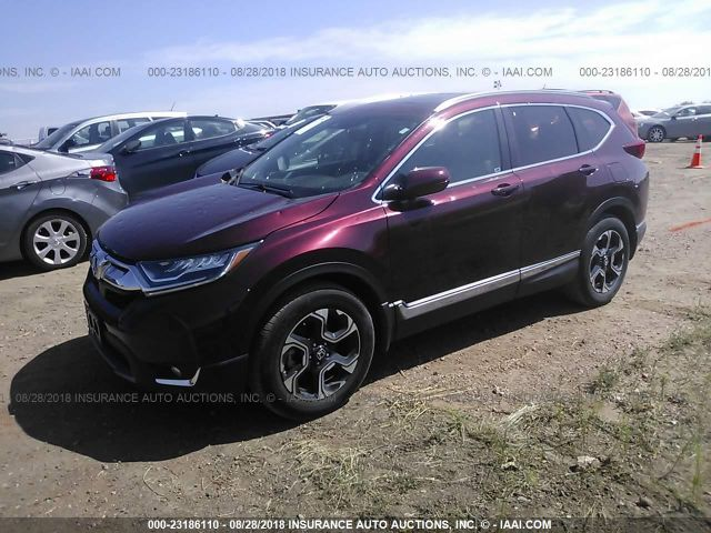 Used Car Honda Cr V 2017 Purple For Sale In Denver Co Online