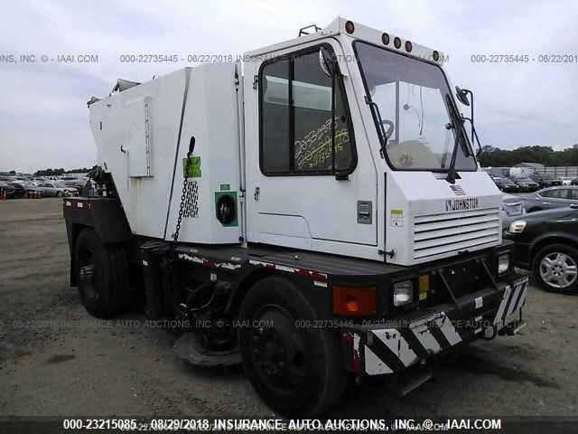 2009 JOHNSTON SWEEPER - Small image. Stock# 23215085