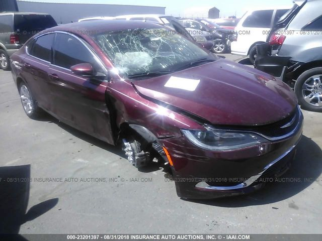 click here to view 2016 CHRYSLER 200 at IBIDSAFELY
