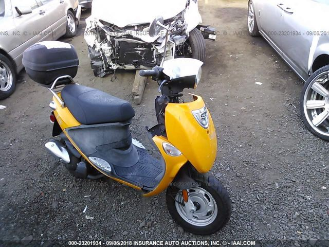 click here to view 2009 GENUINE SCOOTER CO. BUDDY at IBIDSAFELY