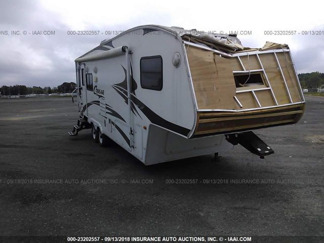 click here to view 2008 KEYSTONE RV COUGAR at IBIDSAFELY