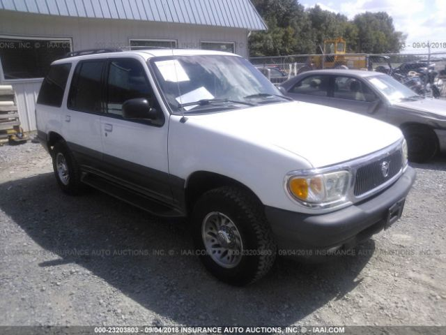 click here to view 2000 MERCURY MOUNTAINEER at IBIDSAFELY