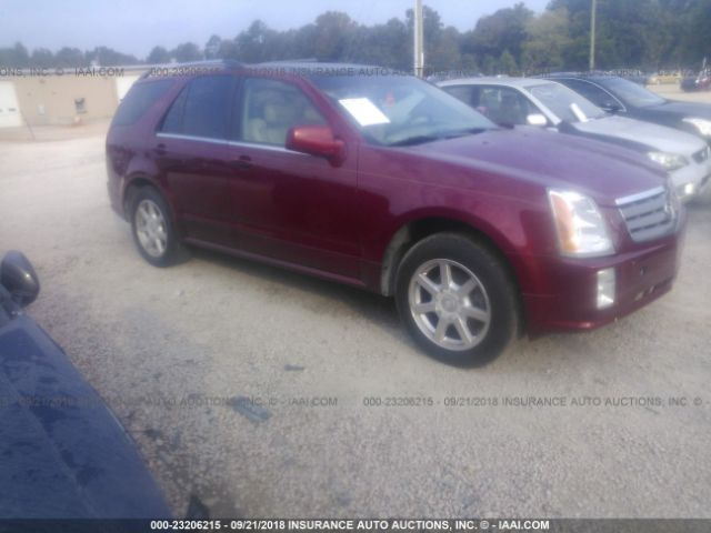 click here to view 2005 CADILLAC SRX at IBIDSAFELY