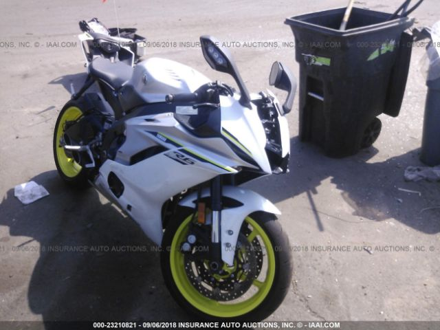 click here to view 2017 YAMAHA YZFR6 at IBIDSAFELY