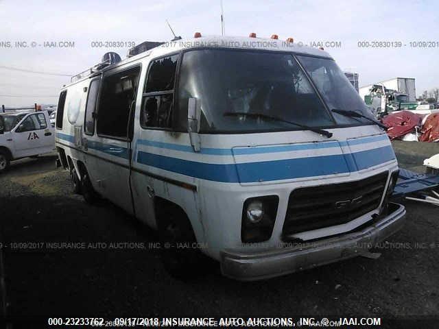 Gmc Motorhome For Sale >> 1973 Gmc Motorhome For Sale In Eugene Or 23233762 Sca
