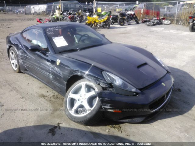 2010 FERRARI CALIFORNIA - Small image. Stock# 23228213