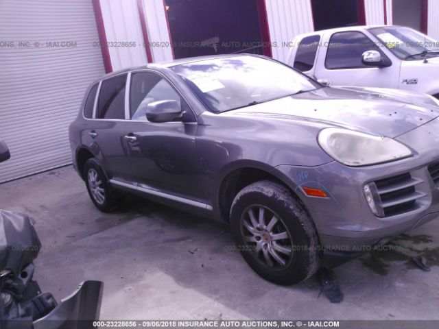 click here to view 2009 PORSCHE CAYENNE at IBIDSAFELY