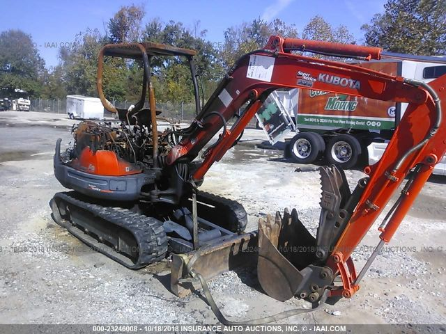 click here to view 2006 KUBOTA KX121-3 at IBIDSAFELY