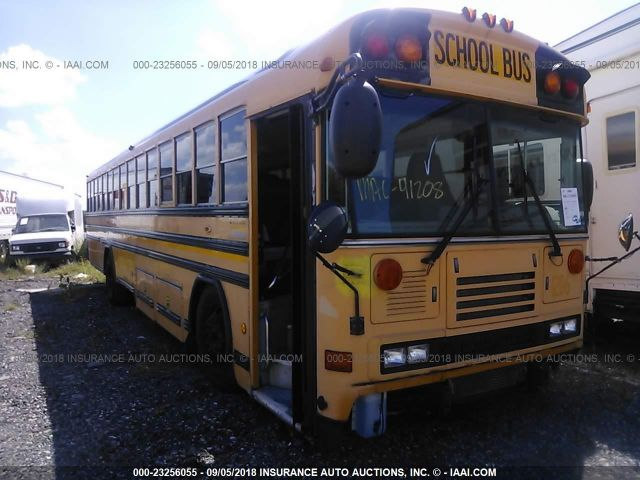 click here to view 2007 BLUE BIRD SCHOOL BUS / TRAN at IBIDSAFELY