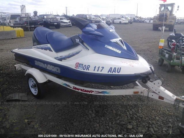 click here to view 2002 BOMBARDIER SEA DOO GTI at IBIDSAFELY
